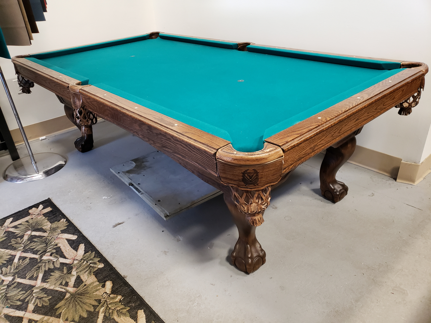 Refurbished Tables - 8ft kasson pool table