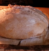 Rustic Sourdough Bread, 2-lb. loaf