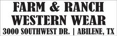 Farm & Ranch Western Wear