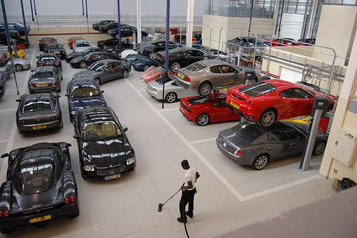 Leading Auto Dealership Cleaning Services and Cost Las Vegas NV MGM Household Services