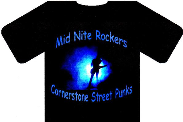 Cornerstone Street Punks turned from rock to new wave rock. They became the band Street Punks.