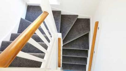Stair Carpet Fitting Bury