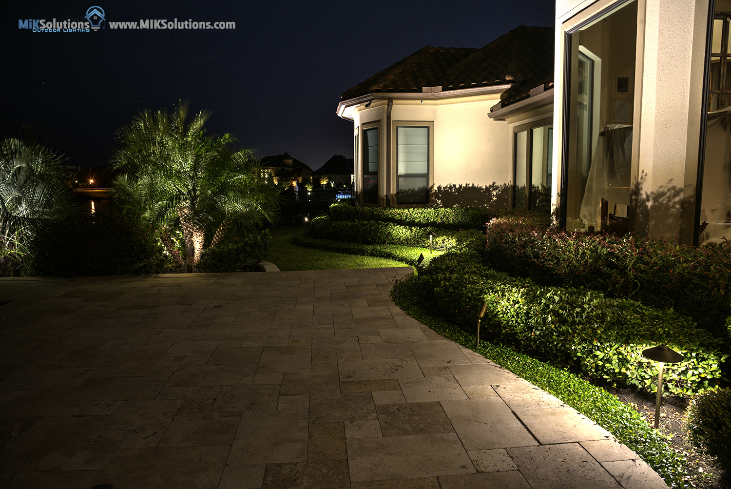 lighting garden paradise outdoor led lights