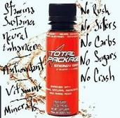 Total Package Energy Shot