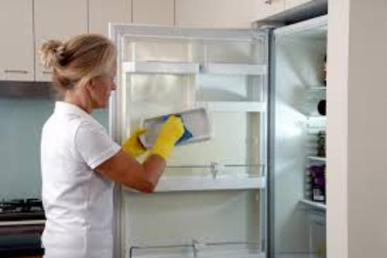 Best Refrigerator Cleaning Services in Edinburg Mission McAllen TX RGV Janitorial Services