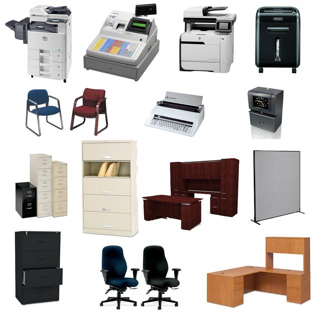 office equipment furniture