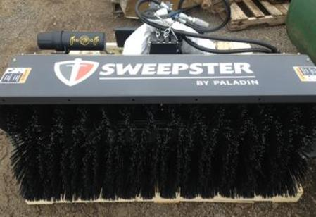 Sweepster for Skid Steer