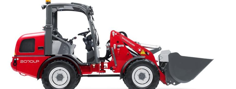 Weidemann 2070LP Wheel Loader