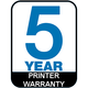 5 Year Card Printer Warranty