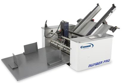 Count Machinery Paper Numbering Machines