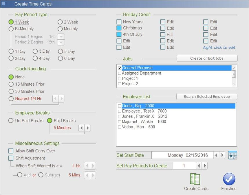 timecard manager pro time calculator software