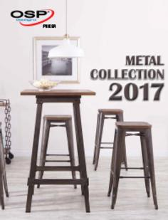 OSP Furniture Metal 2017 Metal price List