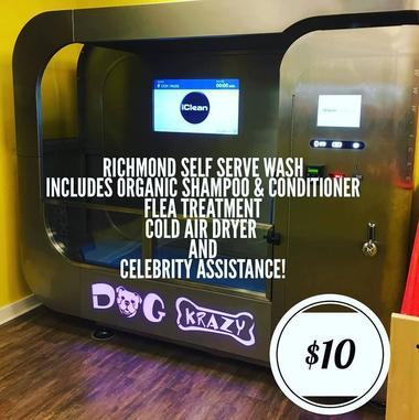 Grooming our richmond store also features a self serve dog wash available 7 days a week solutioingenieria Image collections