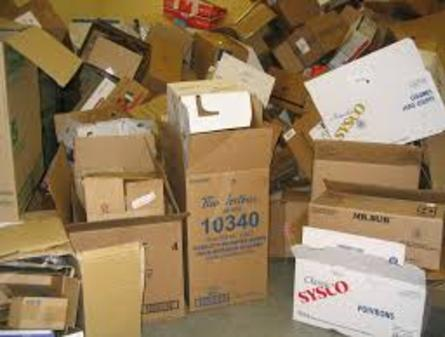 Cardboard Removal Cardboard Haul Away Cardboard Pick Up Cardboard Recycling Service and Cost | LNK Junk Removal