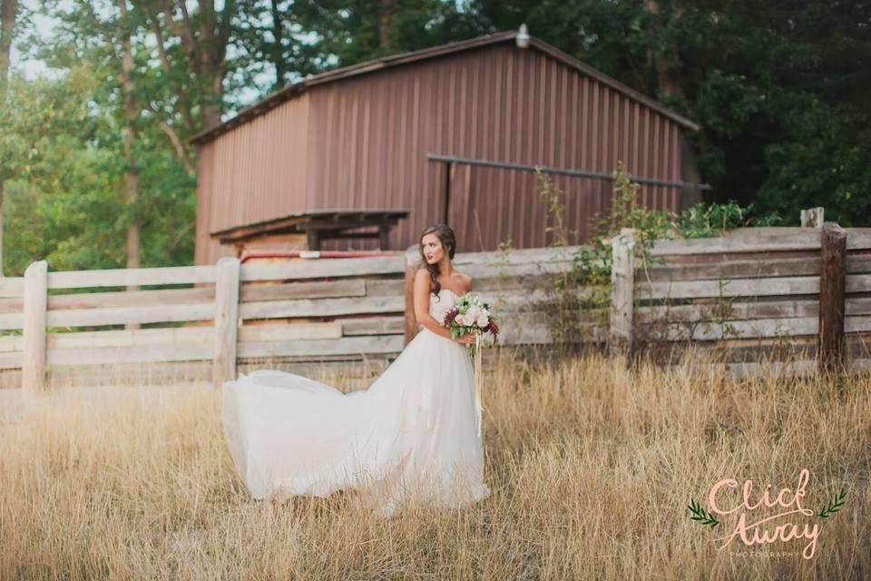 The Oaks Events Outdoor Wedding Venue Near Charlotte NC