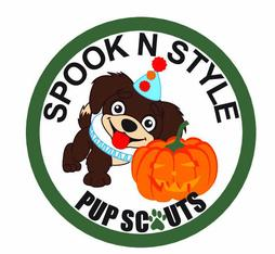 Pupscout,Dog,Halloween,Costume,Trick,Treat