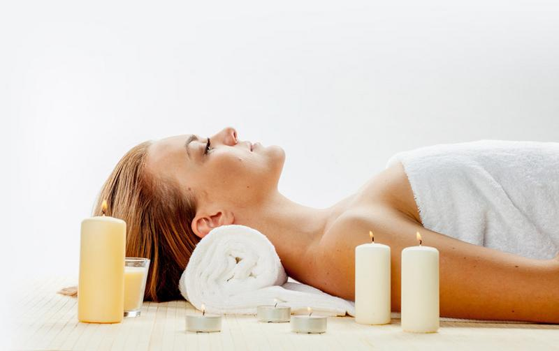 Facials massage and body peels