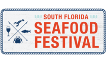 Miami Events: Seafood Festival; Family Activities; Outdoor events; Seafood and drinds; Marine Stadium; Key Biscayne.