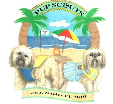 PupScouts Founder Official Dogs