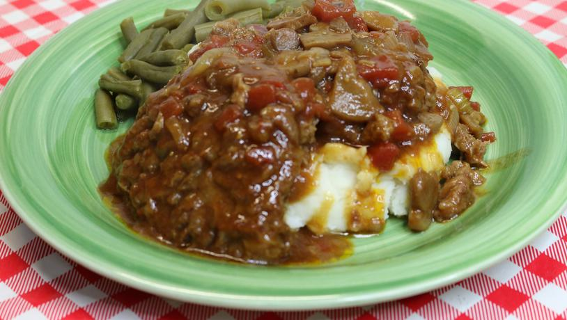Pressure Cooker, Instant Pot, Swiss Steak Recipe, Noreen's Kitchen