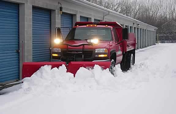 SNOW PLOWING SERVICES FOR BUSINESSES IN SEWARD COUNTY NEBRASKA