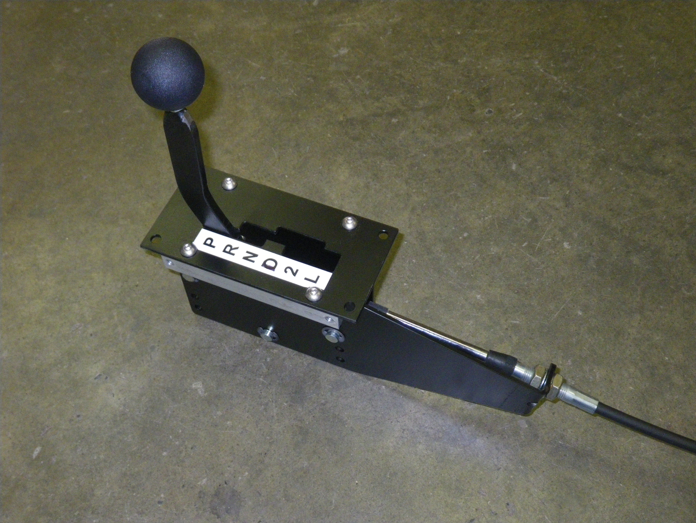 a340e shifter