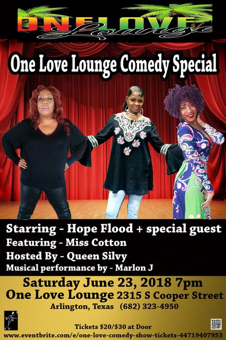 One Love Lounge Comedy Special
