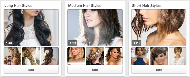 Home - Edit your hairstyle