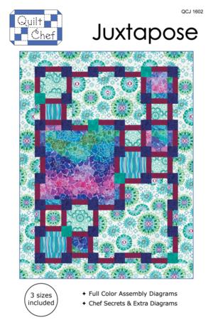 Juxtapose Quilt Pattern
