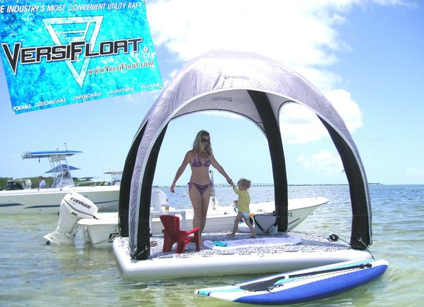 Custom Floating Inflatable Boat Dock Yacht Accessories Ft