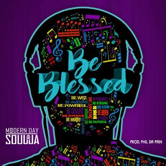 "Pre-Order ""Be Blessed"" The album NOW!"