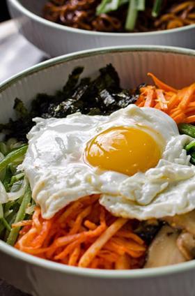 Korean bibimbad
