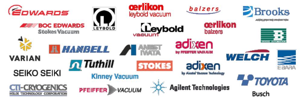 Vacuum Pump Repair and Services