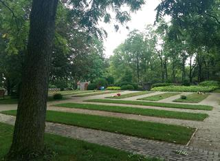 Mindepark grounds