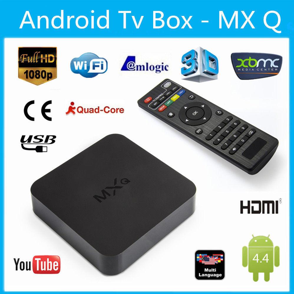 MXQ OTT Box