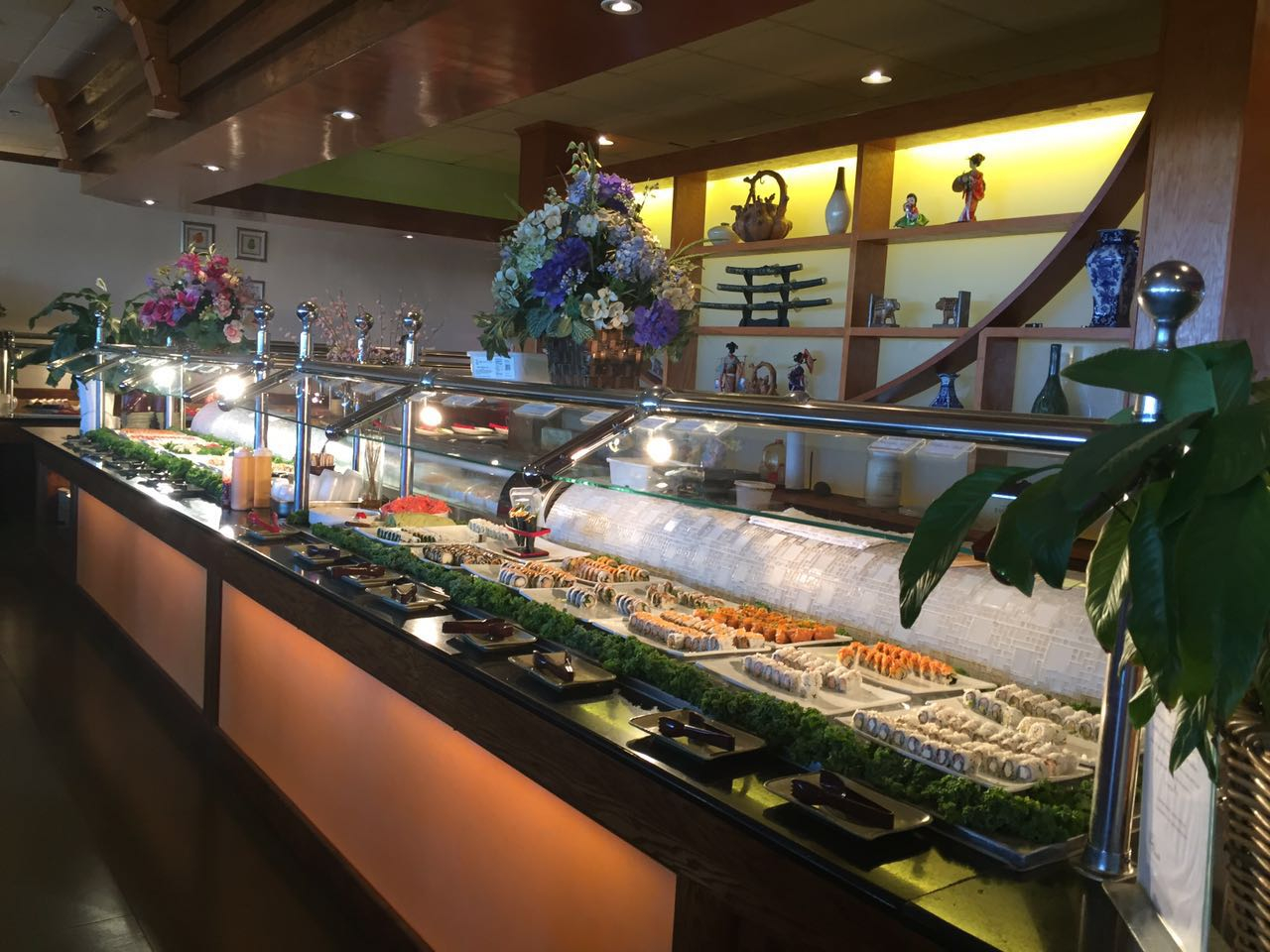 Surprising Kumo Buffet Sushi Seafood Parma Cleveland Oh 44134 Home Interior And Landscaping Oversignezvosmurscom