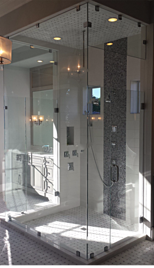 Frameless Shower Enclsoure