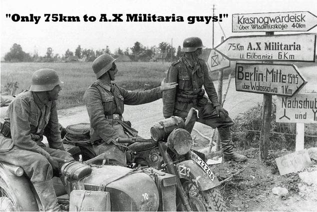 AX Militaria - WW2 German Militaria & Collectables, Third Reich