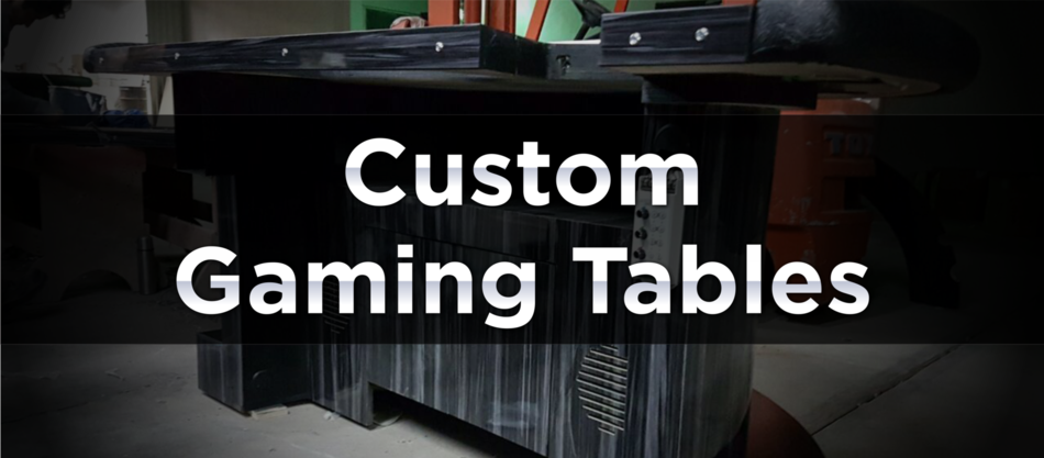 MSC Gaming Offers Gaming Table Layouts