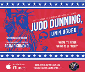 Judd Dunning Comedy Radio Podcast