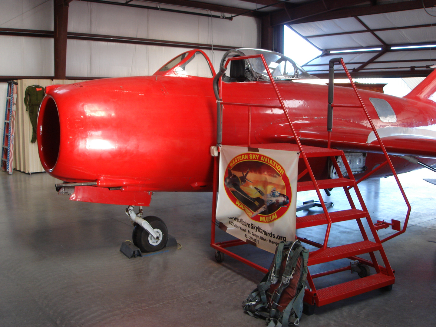 Western Sky Aviation Warbird Museum - Home Page