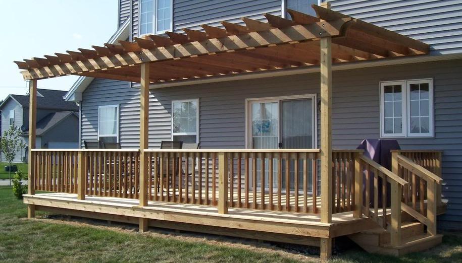 Deck Builder in Englewood FL