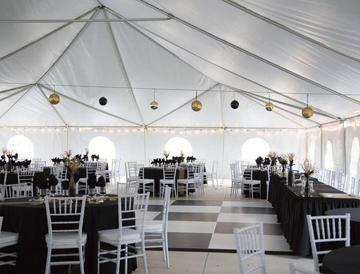 Frame Tents | Rental Equipment | Heritage Event Planning & Catering