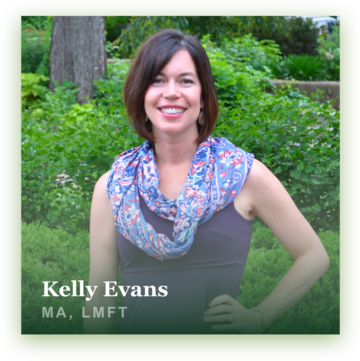 Kelly Evans therapist