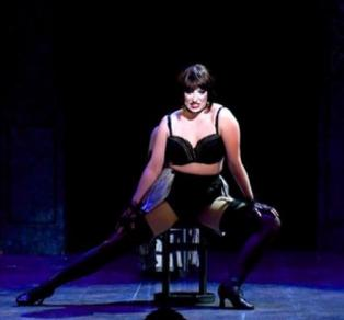 Haley Clair as Velma Kelly in Chicago