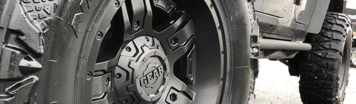 Jeep Custom Wheels for Sale Ohio - Gear Alloy Wheels Canton Ohio - Gear Forged Truck Wheels Ohio - New Philadelphia Ohio Rims - Akron Jeep Wheels and Lift Kits - lift kits GMC Canton Akron Alliance Cleveland Ohio