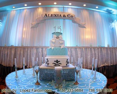 breakfast at tiffany s quinceanera quince party quinceanera photo