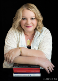 Christy K Robinson, author