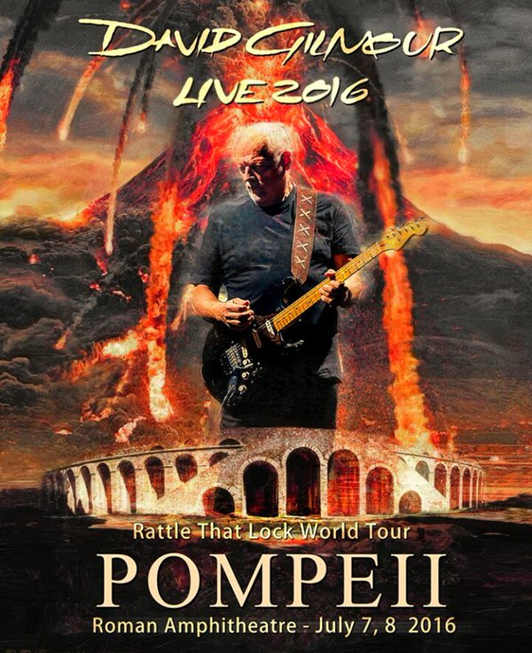 David Gilmour - Live in Pompeii (Official Release) | Page ...