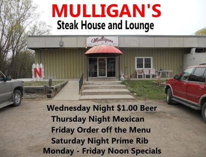 Mulligans Steak House